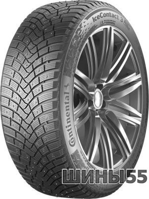 Шина 245/70R16 Continental ContiIceContact 3 (111T)
